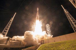 Atlas V Morelos-3 Launch