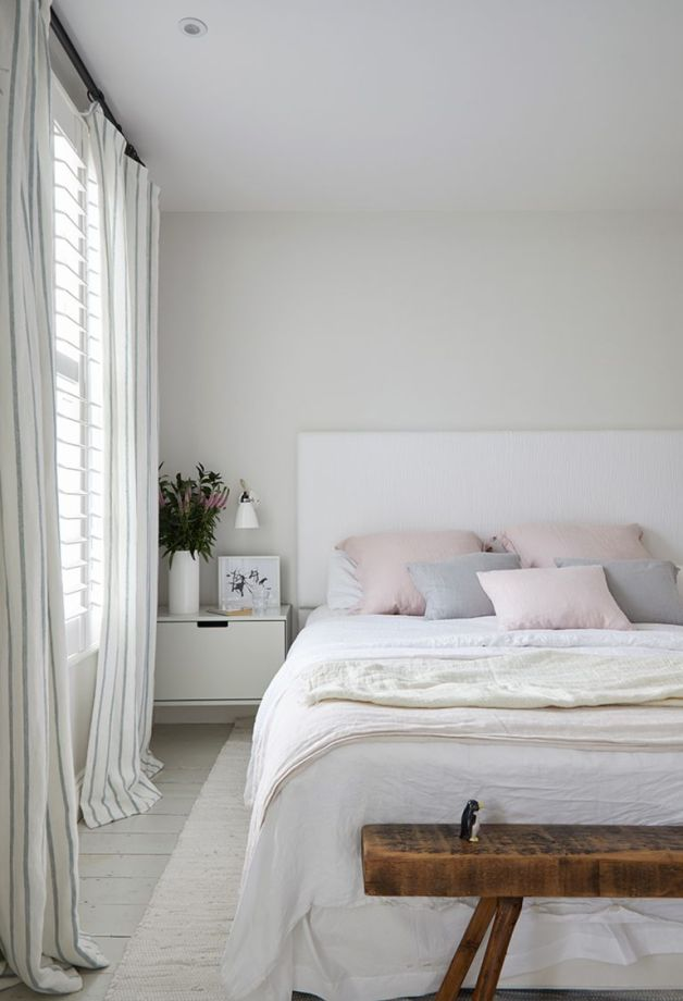 IDEAS FOR COOL AND CALM BEDROOMS