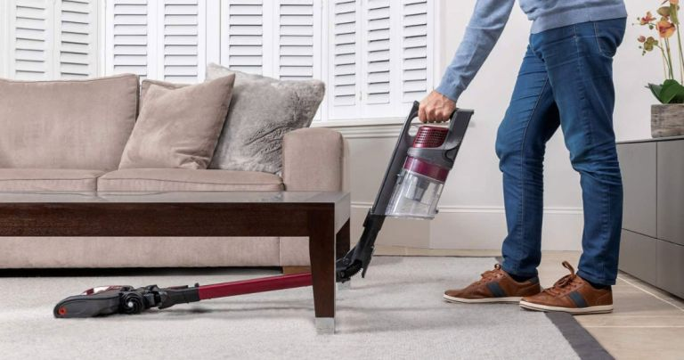 Shark cordless vacuum cleaner review