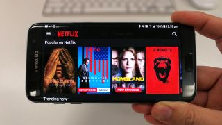 Netflix original series and movies may be getting mobile
