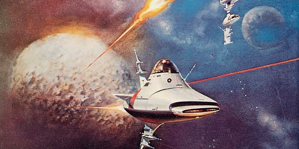 Battlestar Galactica Writer Is Turning A Very Popular Novel Into A Series For Syfy