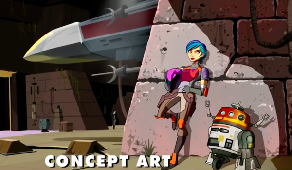 star wars forces of destiny sabine wren concept art