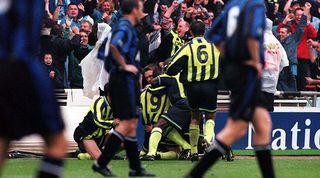 Manchester City Gillingham 1999