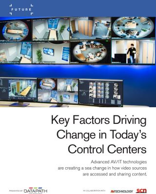 Key Factors Driving Change in Today's Control Centers