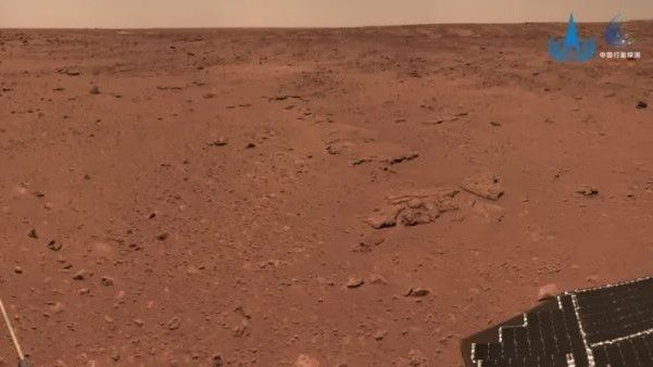 At Mars, China's Tianwen 1 orbiter and Zhurong rover are back in action after a radio blackout