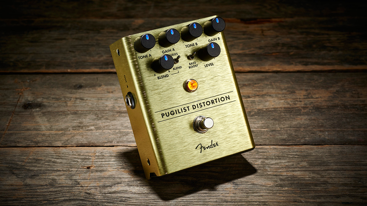 The 11 best distortion pedals: our pick of the best drive pedals for guitar