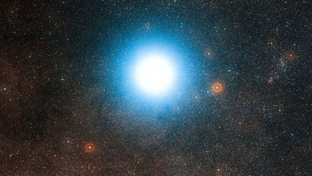 Potentially habitable exoplanet candidate spotted around Alpha Centauri A in Earth's backyard