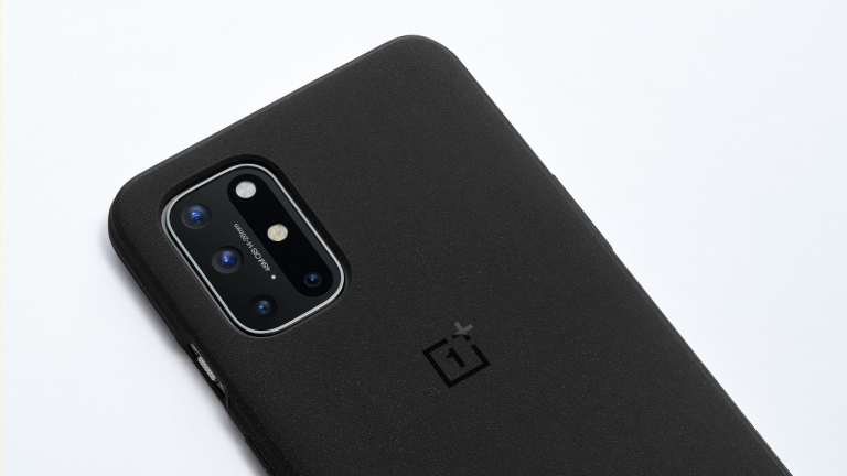 OnePlus Sandstone Black bumper case