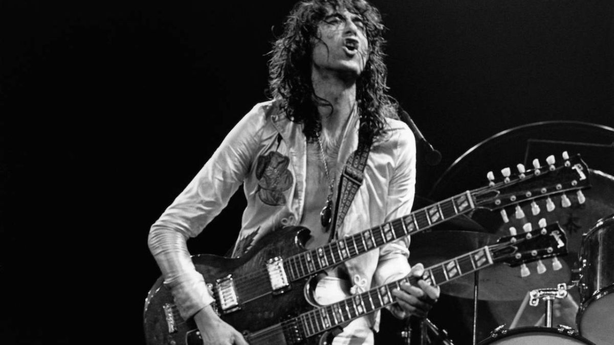 The Top 10 best Jimmy Page Led Zeppelin guitar solos