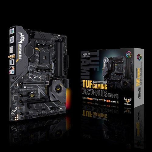 Asus Tuf Gaming X570 Plus Wi Fi Review Solid Features For 200 Tom S Hardware Tom S Hardware