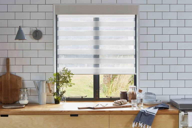 Bloc Blinds kitchen blind