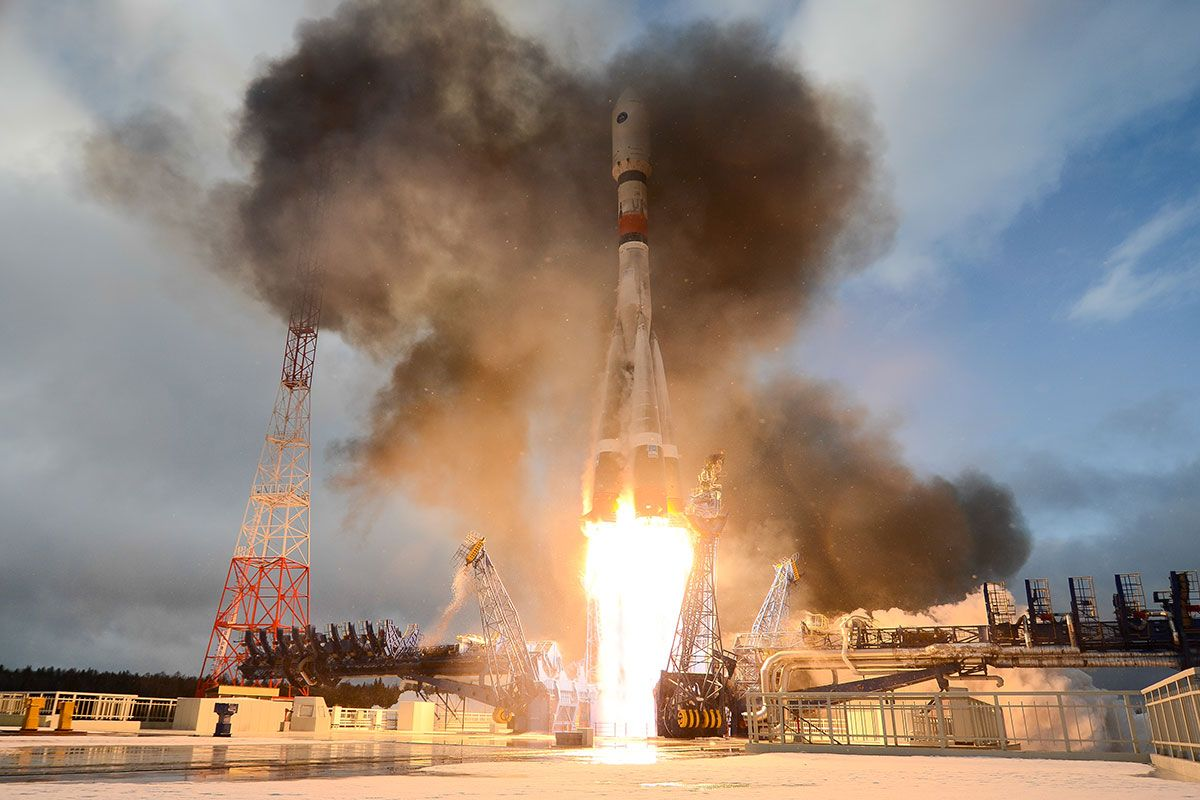 Rocket glitch fixed, Russia launches satellite to enhance military communications