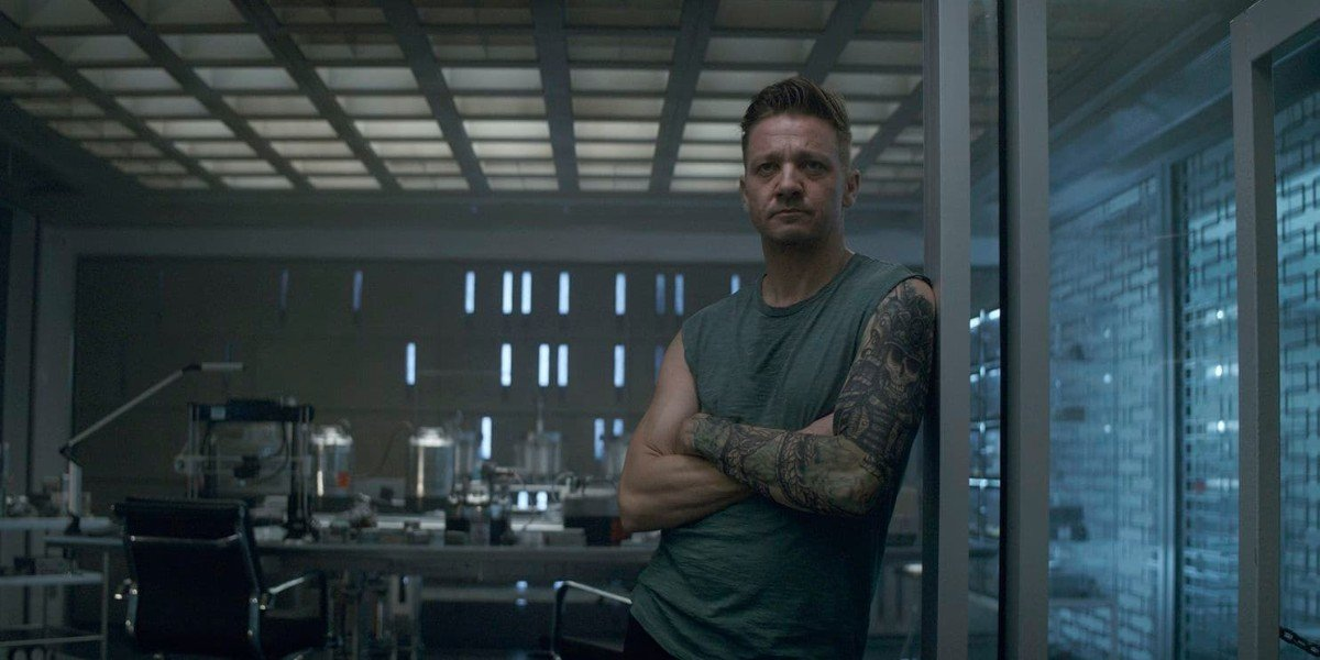 Jeremy Renner - Avengers: Endgame