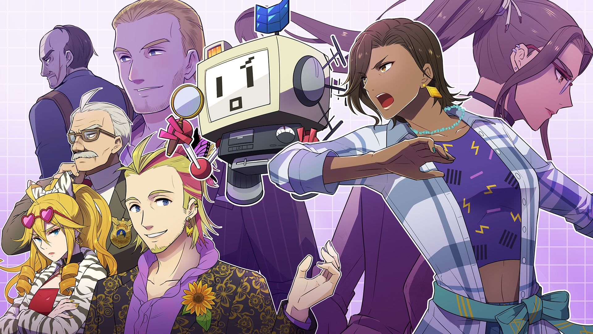 Murder By Numbers Is Like Phoenix Wright Ace Attorney And