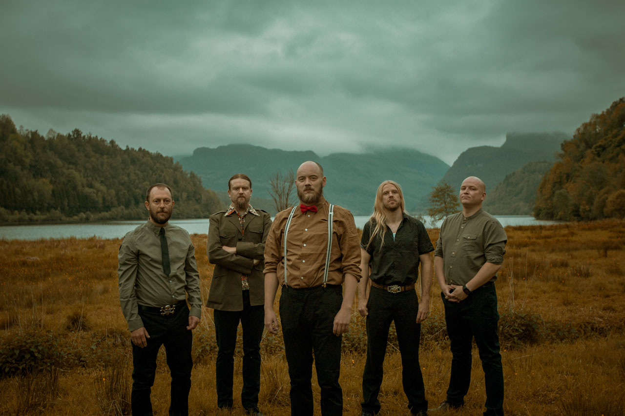Norway's absurdist visionaries Vulture Industries enter the realms of Hell