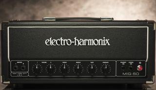 Electro-Harmonix's new MIG-50 amp