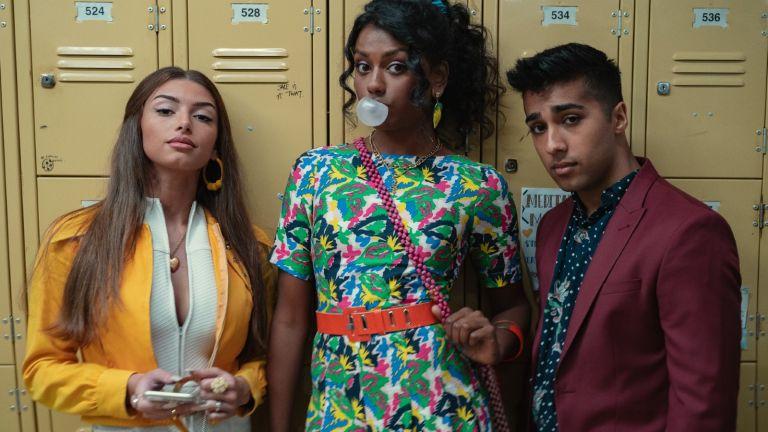 Sex Education Season 3. Mimi Keene as Ruby Matthews in Episode 1 of Sex Education Season 3.