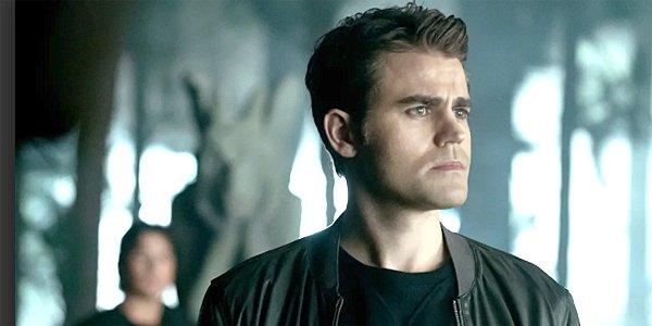 Paul Wesley as Stefan Salvatore in The Vampire Diaries on The CW