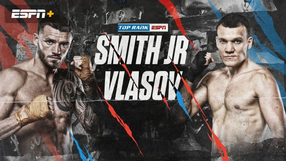 Smith Jr vs Vlasov live stream: how to watch boxing online from anywhere