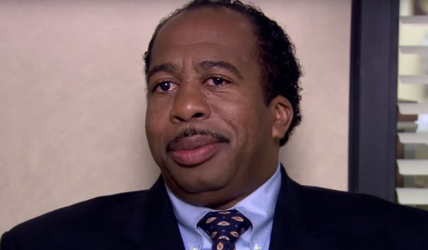 Stanley Hudson The Office NBC