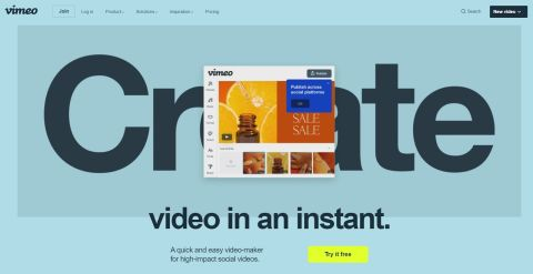 Vimeo Create review