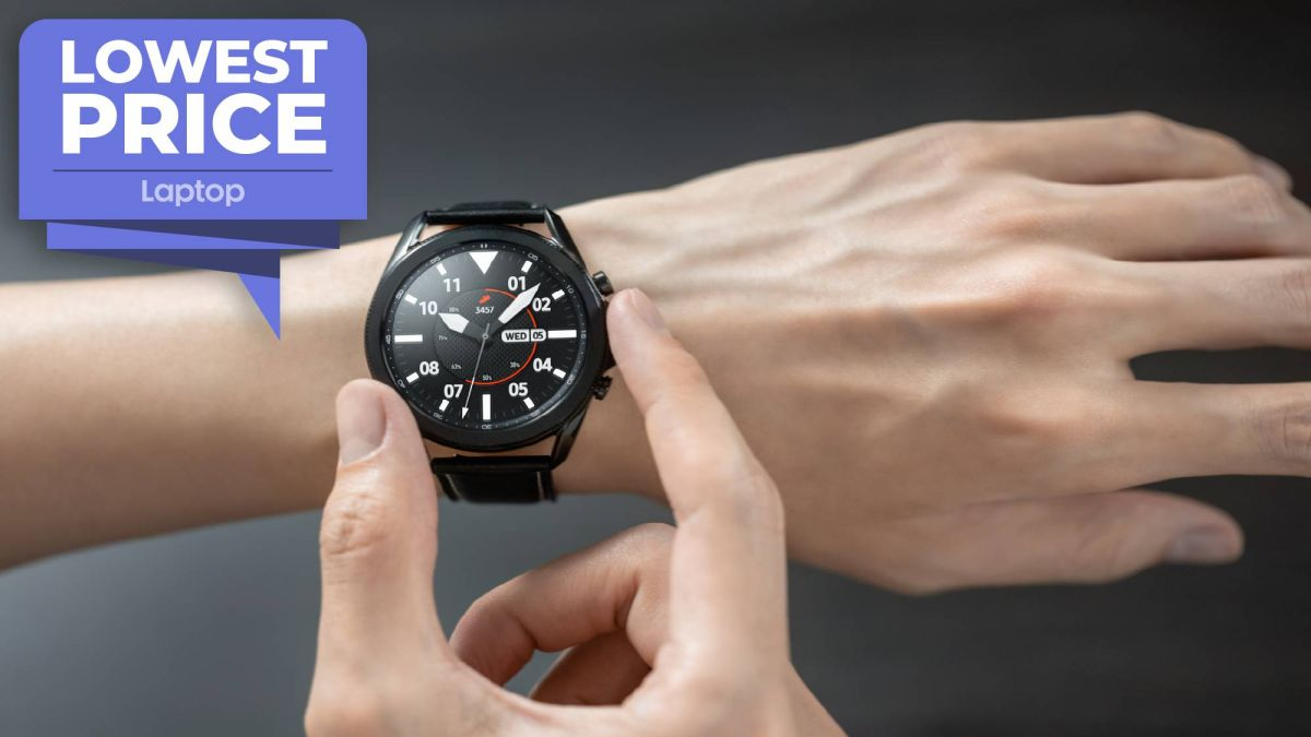 Samsung Galaxy Watch 3 hits record low price of $230
