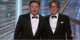 Wayne's World Came Back For The Oscars, And It Was Perfect