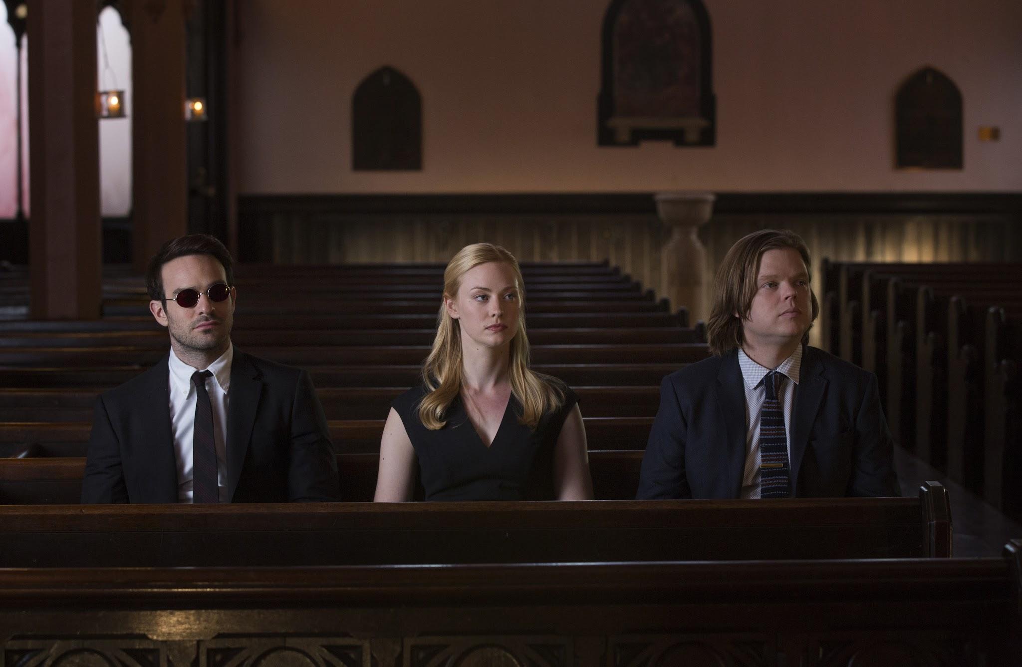 Daredevil Season 2 First Look: Elektra Looks Classy For Netflix's Storyline #35397