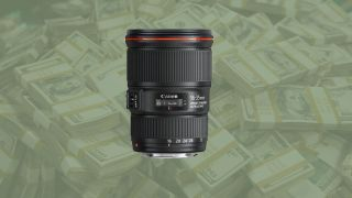 Grab the Canon 16-35mm f/4 EF L IS USM at the bargain price of £949!
