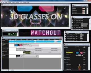 Dataton's WATCHOUT 5.2 at ISE 2012