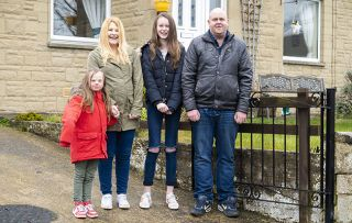 Eat, Shop, Save - The Bassett family