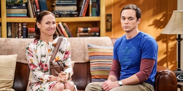 Laurie Metcalf Big Bang Theory