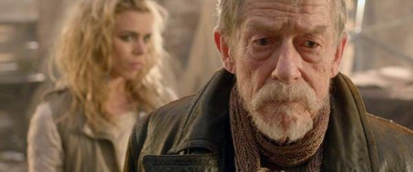 John Hurt Doctor Who War Doctor