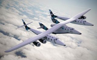 Virgin Galactic Unveils Suborbital Spaceliner Design