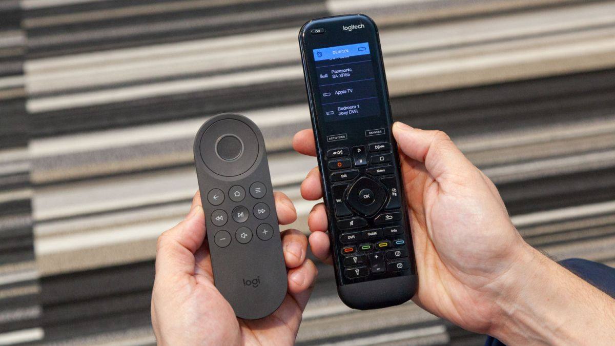 Logitech Harmony Express Review: Alexa Can't Replace Remote