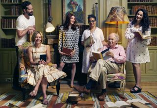 Mariella Frostrup, Alexander McCall Smith and readers