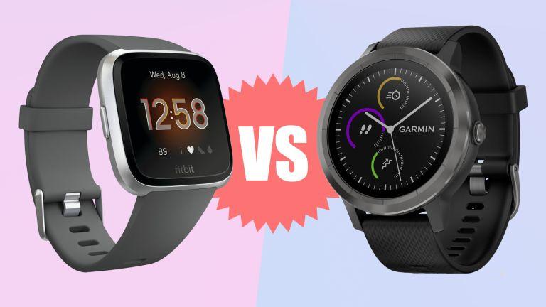 Fitbit Versa Lite vs Garmin vivoactive 3 fitness tracker versus