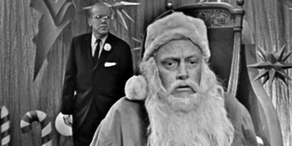 Art Carney as Santa Clause