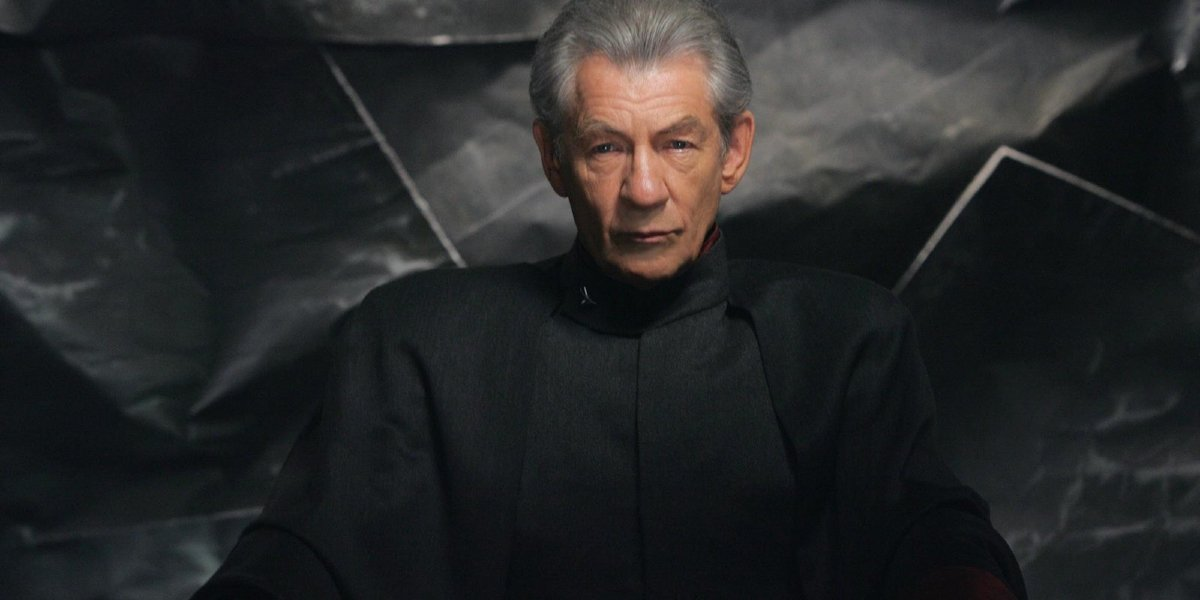 X-Men's Ian McKellen Has An Issue With How Magneto Is Pronounced