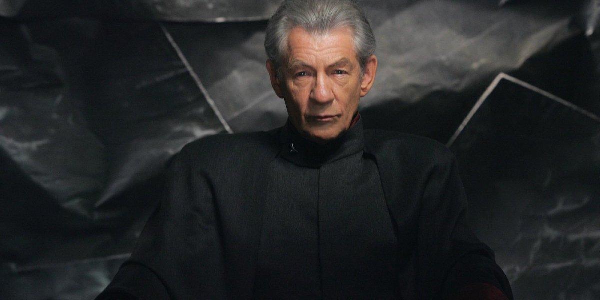 X-Men Ian McKellen as Magneto