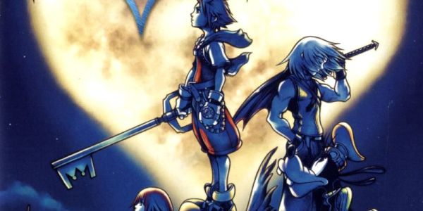 Kingdom Hearts game cover