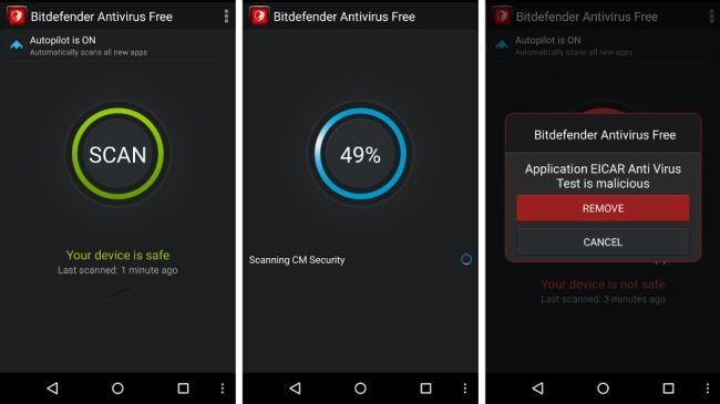 Bitdefender Antivirus Free For Android