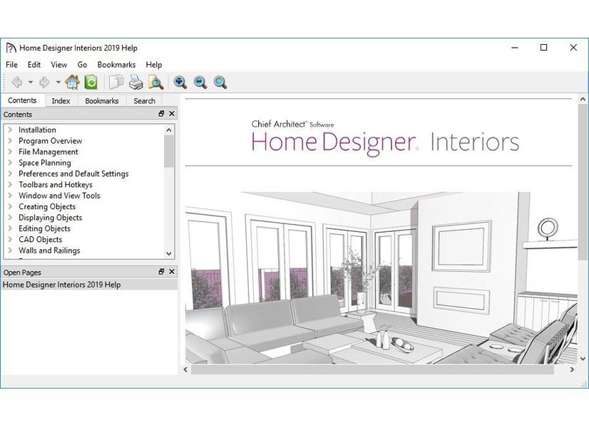 Chief Architect Home Designer Interiors Review - Pros and