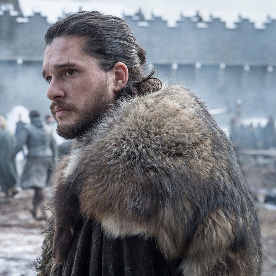 Who The Heck Is Jaime Smiling At In New Game Of Thrones Season 8 Image? #2477004