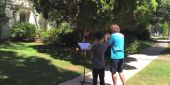 Star Wars Fans Get The Best Surprise After Playing Theme Song Outside John Williams' House