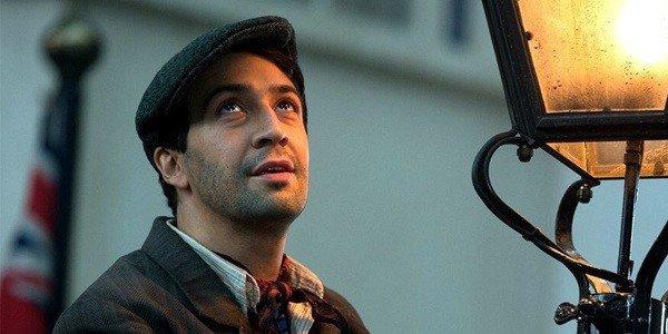 Lin-Manuel Miranda in Mary Poppins