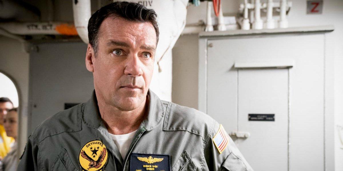 David James Elliott on NCIS: Los Angeles