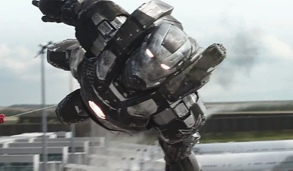 War Machine Captain America Civil War Don Cheadle