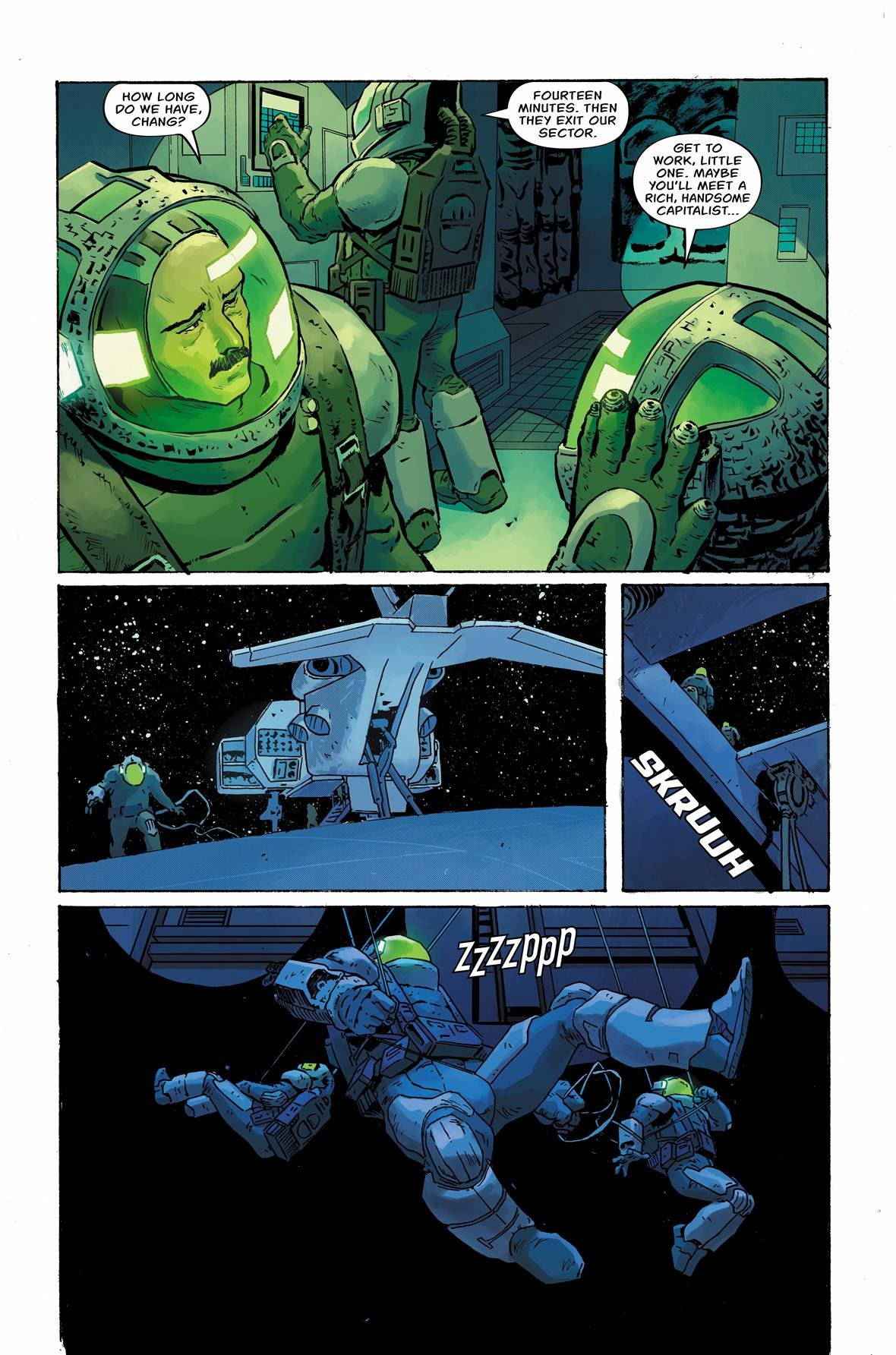 The Unmade Version Of Alien 3 Is Finally Being Released In Comics Form #2474909