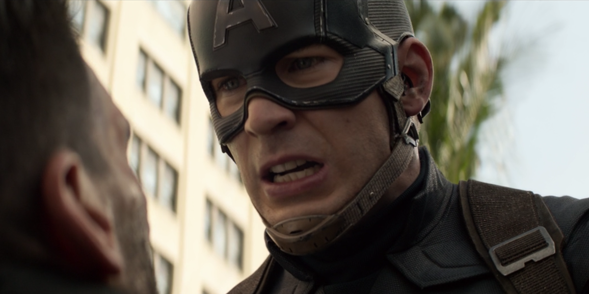 Chris Evans Shares Throwback Captain America Footage, And His Unimpressed Friends Steal The Show